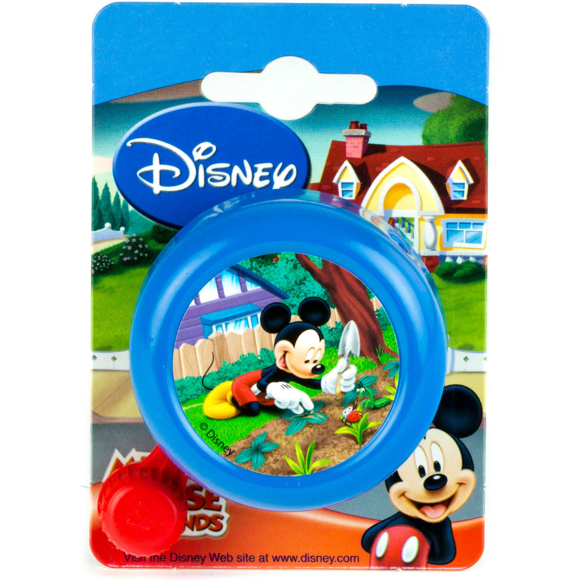 Widek Mickey Mouse Disney Bike Bell - Timbres