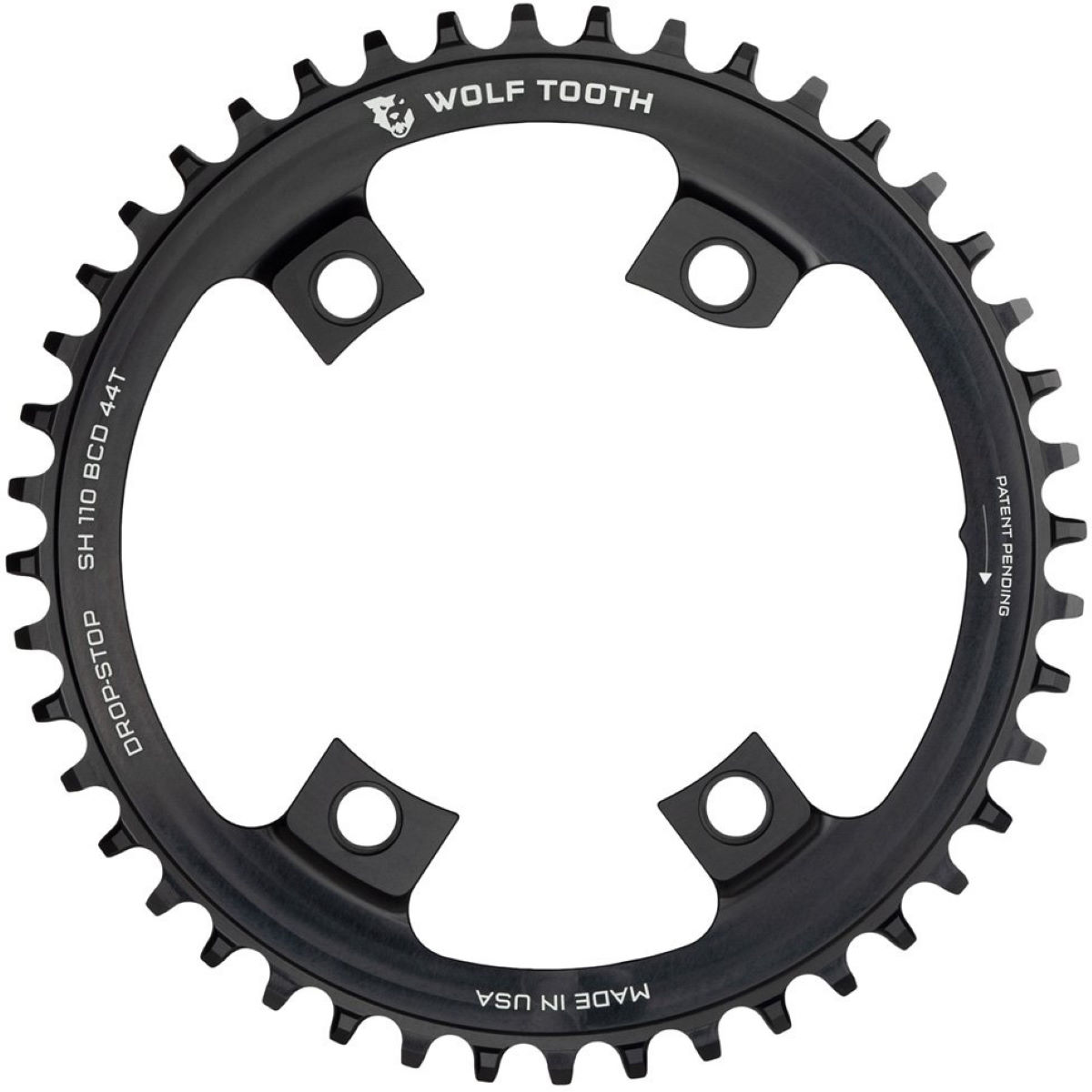 Wolf Tooth Wolf Tooth 110 BCD Chainring   Chain Rings