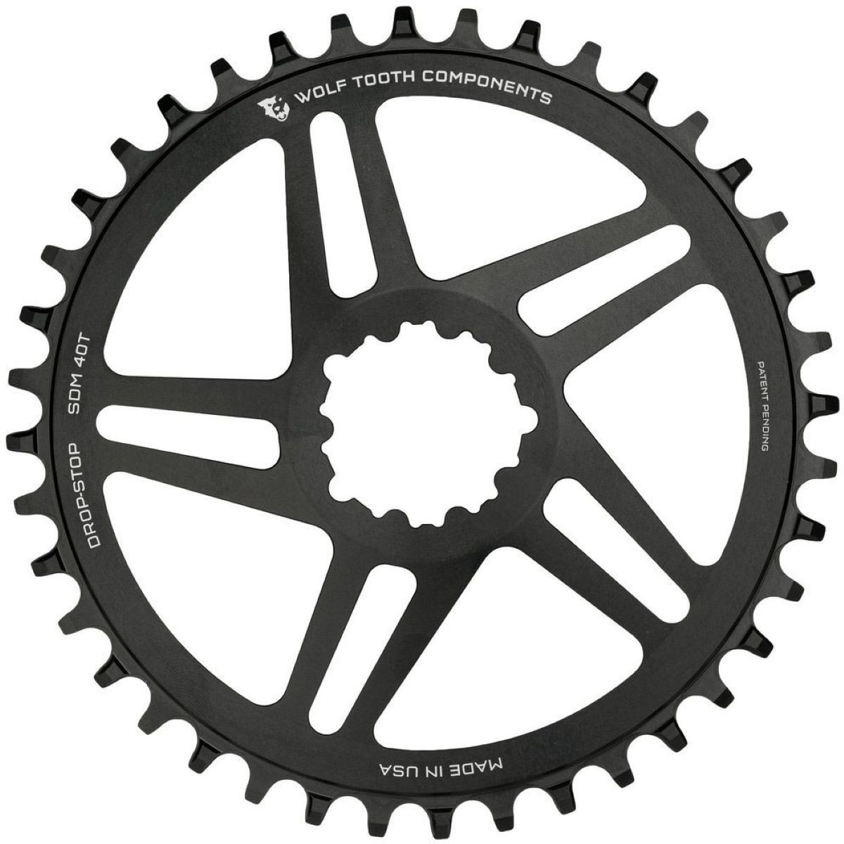 Wolf Tooth Wolf Tooth Direct Mount Chainring   Chain Rings