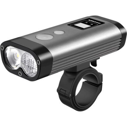 Ravemen PR1200 USB Rechargeable DuaLens Front Light with R