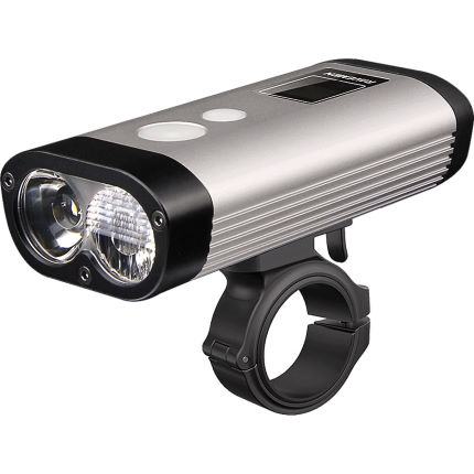 Ravemen PR900 USB Rechargeable DuaLens Front Light with Re