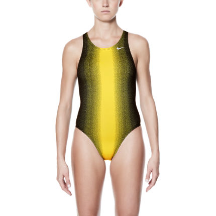 Nike Fade Sting Fastback One Piece Swimsuit