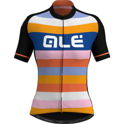 Alé Women's Prime Rainbow Short Sleeve Jersey