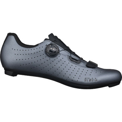 Fizik Tempo R5 Overcurve Road Shoes (Gun Metal)