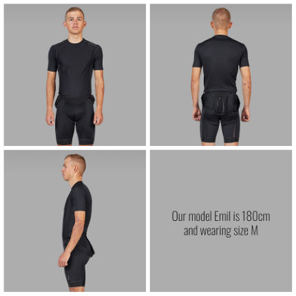 GripGrab Windbreaking Performance Short Sleeve Base Layer