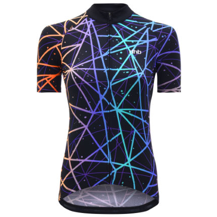dhb Blok Women's Ltd Edition Jersey - Intersection