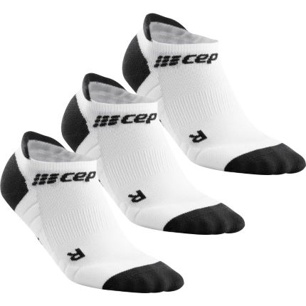 CEP Women's Triple Pack No Show Socks 3.0