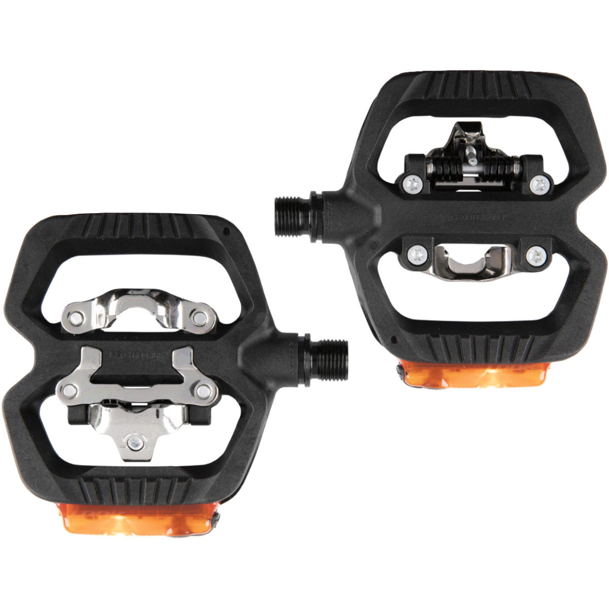 Look Geo Trekking Roc Vision Pedals - One Size Black  Clip-in Pedals