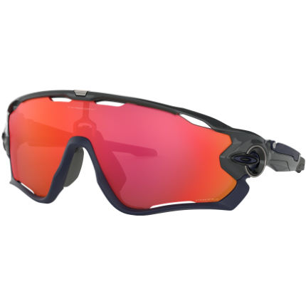 Oakley Jawbreaker Carbon Prizm Trail Torch Sunglasses