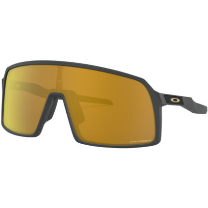 Oakley Sutro Matt Carbon Prizm 24K Sunglasses