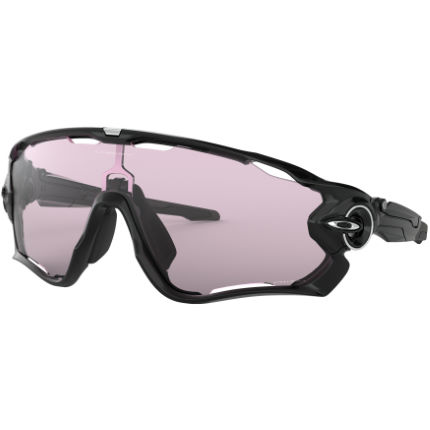 Oakley Jawbreaker Polished Black Prizm Lowlight Sunglasse