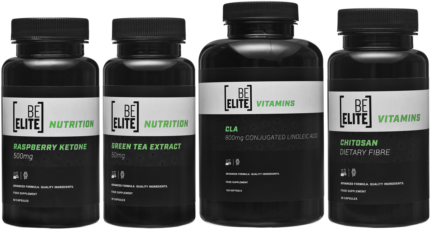 BeElite Weight Management Bundle | Energi og kosttilskud > Tilbebør