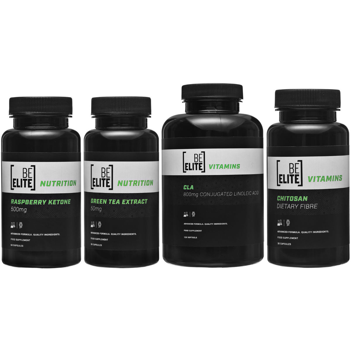 BeElite BeElite Weight Management Bundle   Supplement Multi Packs