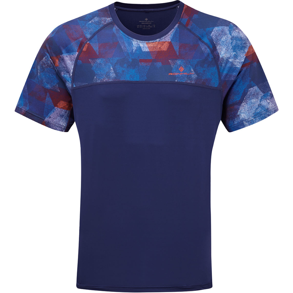 Ronhill Ronhill Stride Revive Short Sleeve Tee   Short Sleeve Running Tops