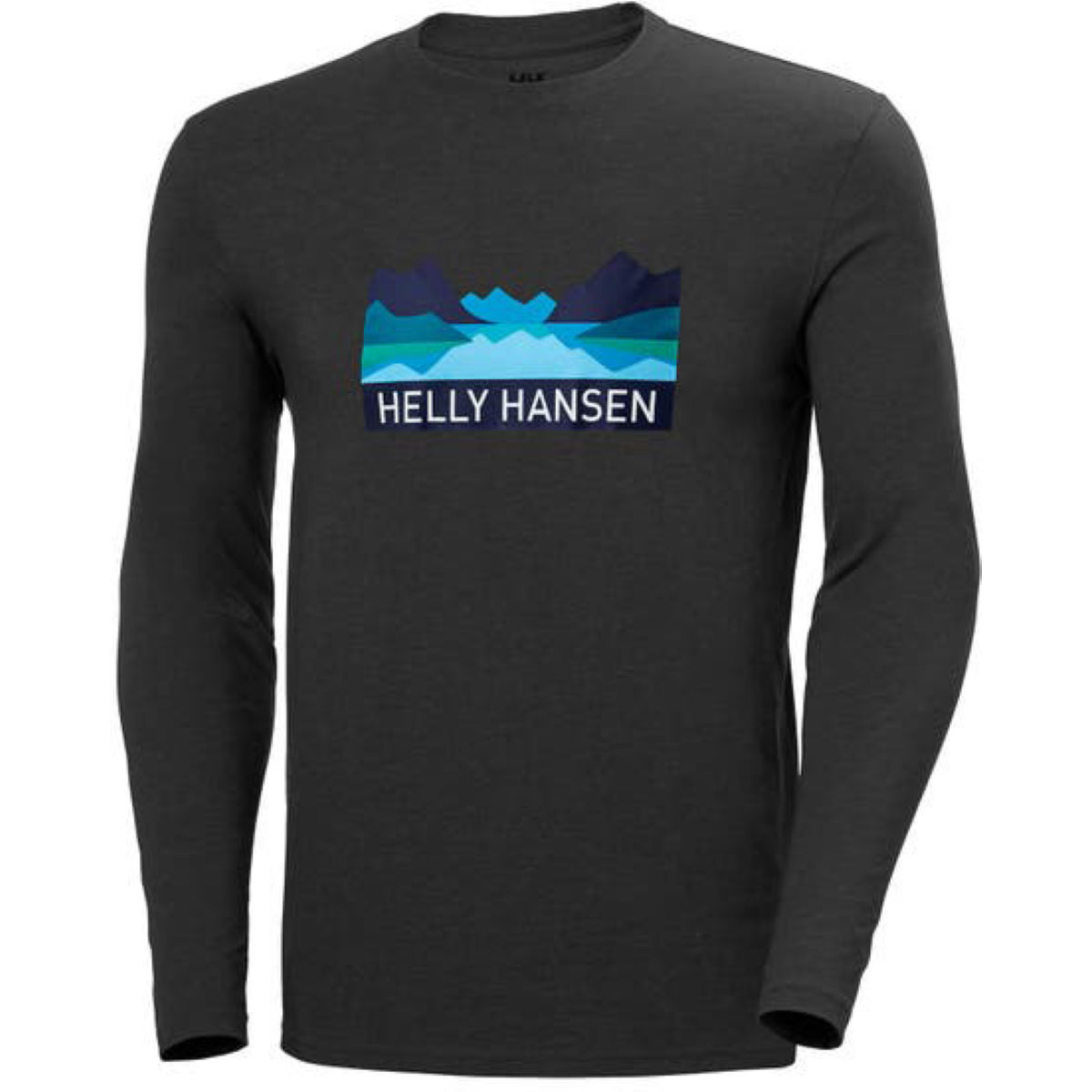 Helly Hansen Helly Hansen Nord Graphic Long Sleeve T-Shirt   T-Shirts