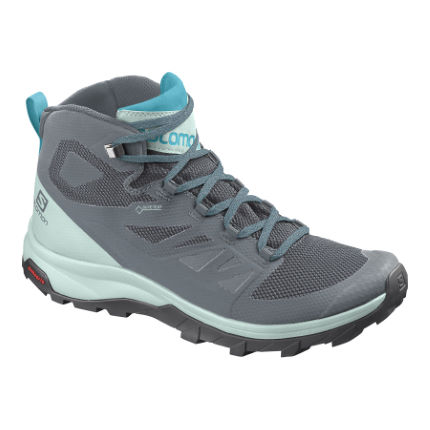 Salomon Women's OUTline Mid Gore-Tex® Shoes