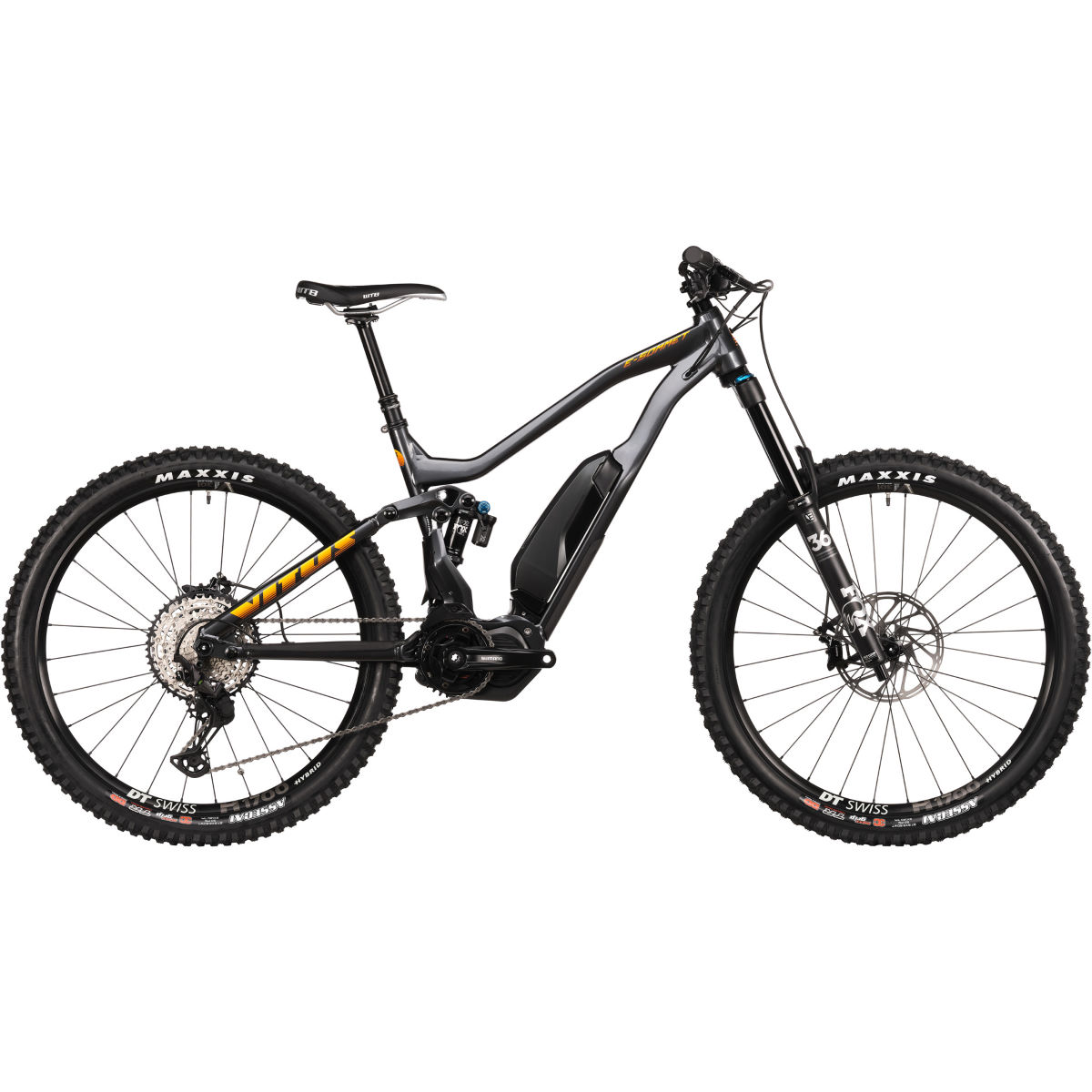 Vitus Vitus E-Sommet 27 VRS E-Bike (2020) - Sunset   Electric Mountain Bikes