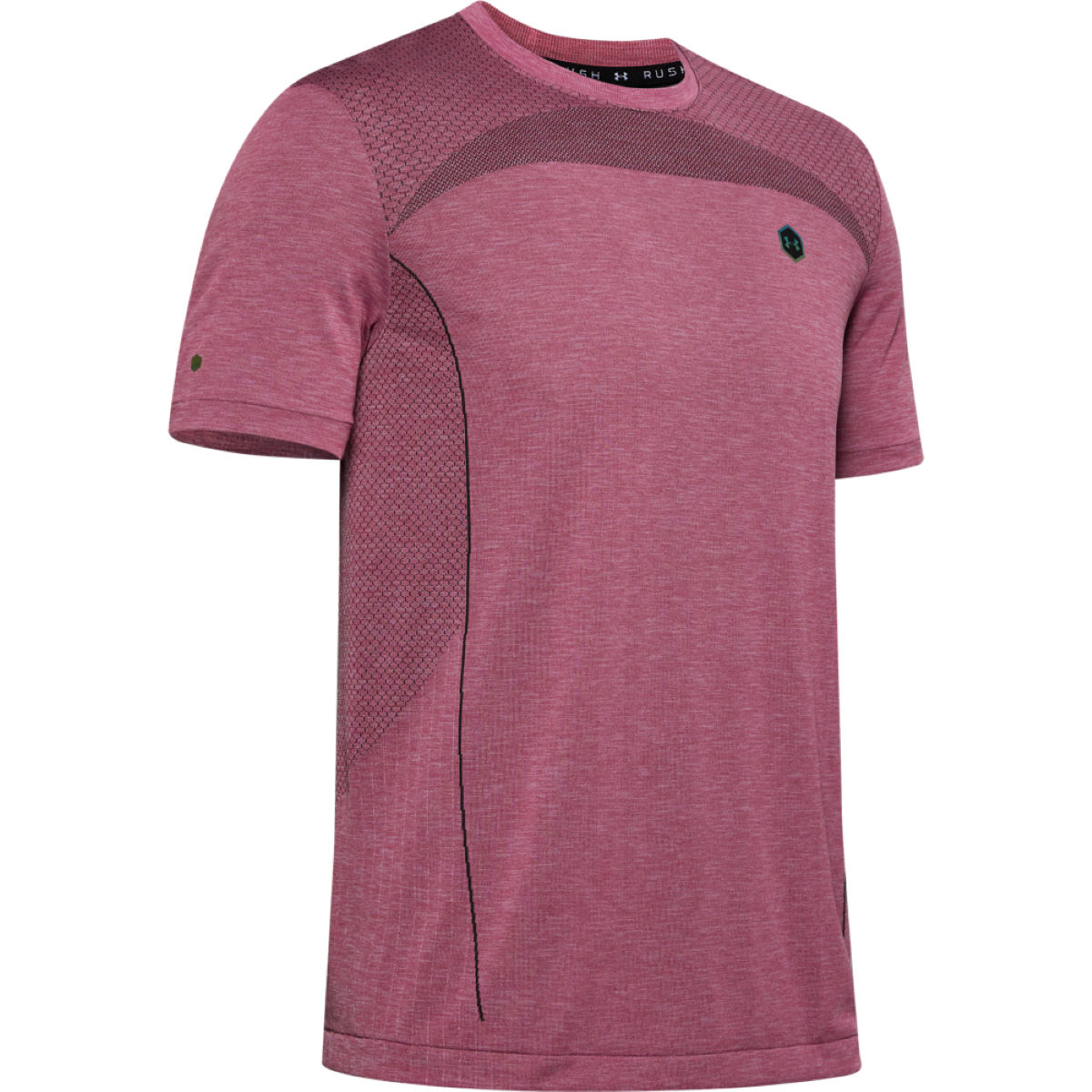 Under Armour Under Armour Rush Seamless Fitted T-Shirt   Short Sleeve Running Tops