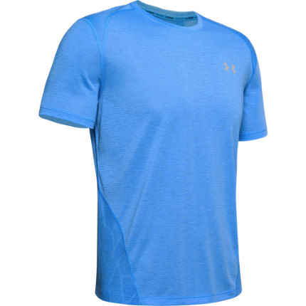 Under Armour Streaker 2.0 Shift Crew T-Shirt