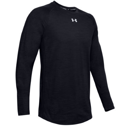 Under Armour Charged Cotton Long Sleeve Top