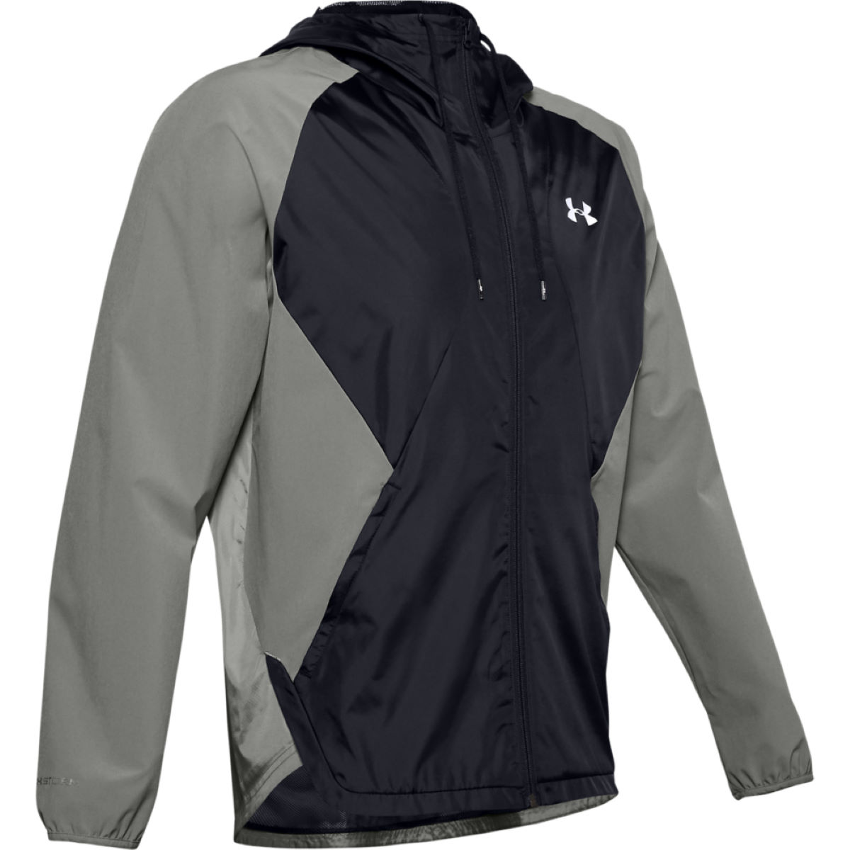 Under Armour Under Armour STRETCH-WOVEN HOODED JACKET   Jackets
