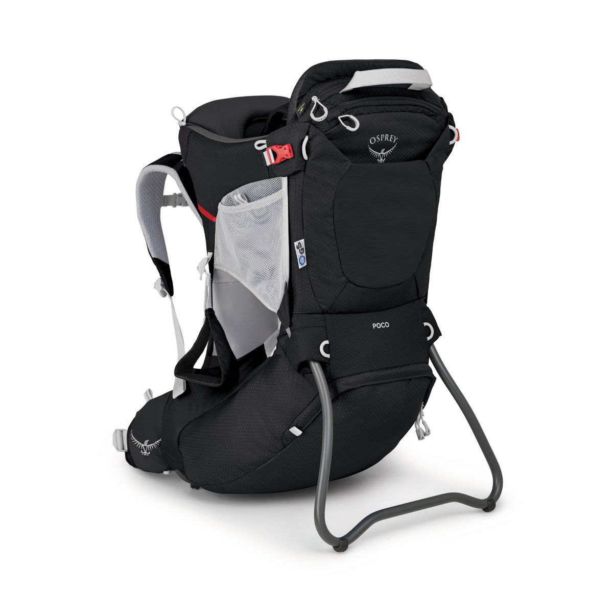 Osprey Poco Child Carrier – One Size Starry Black | Child Carriers