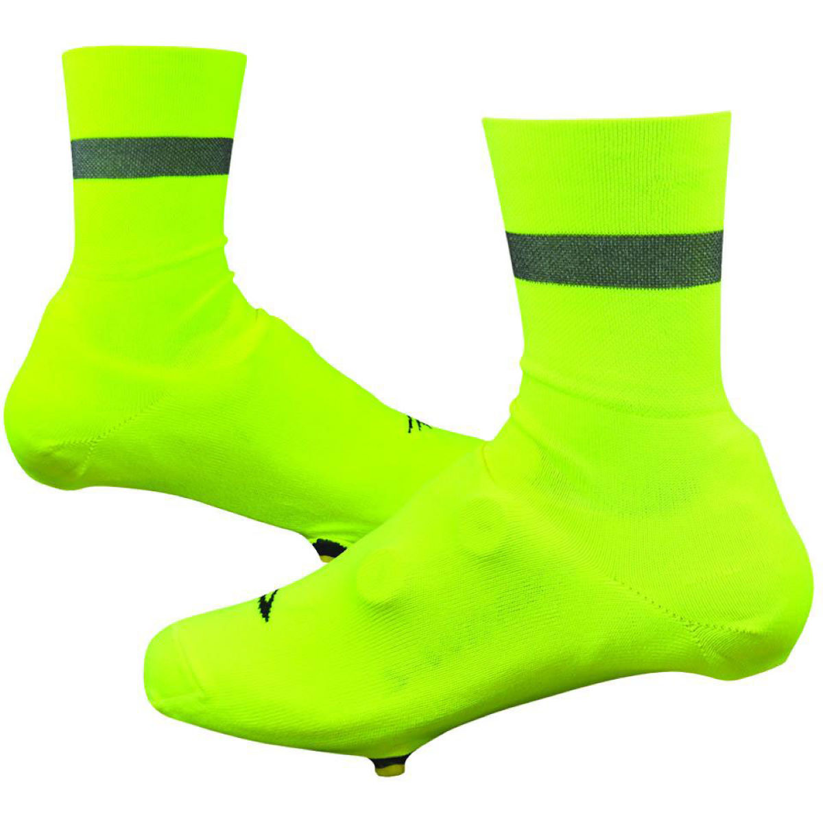 "DeFeet DeFeet Slipstream Reflective Stripe 4"" Overshoes   Overshoes"