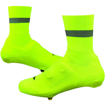 "DeFeet Slipstream Reflective Stripe 4"" Overshoes"