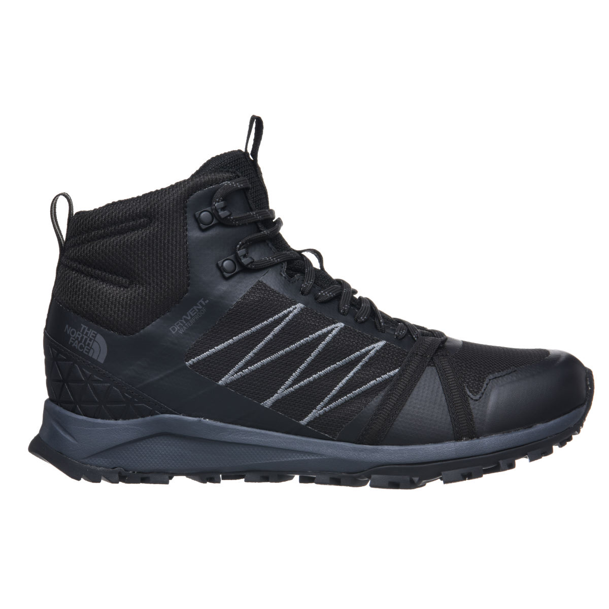 The North Face The North Face Litewave Fastpack II Mid Waterproof Shoes   Shoes