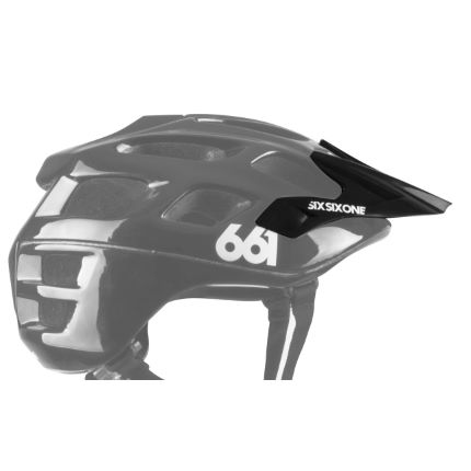 SixSixOne Recon Scout Cycling Helmet Visor