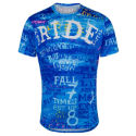 Cycology Ride Mens Technical T-Shirt