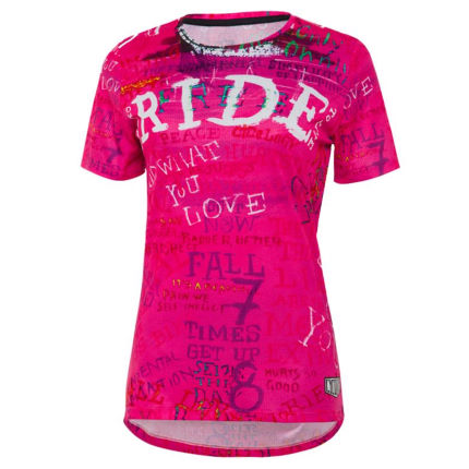 Cycology Women's Ride Technical T Shirt
