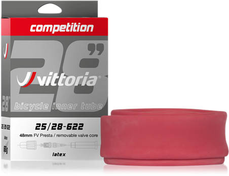 Vittoria Competition Latex Inner Tubes | cykelslange