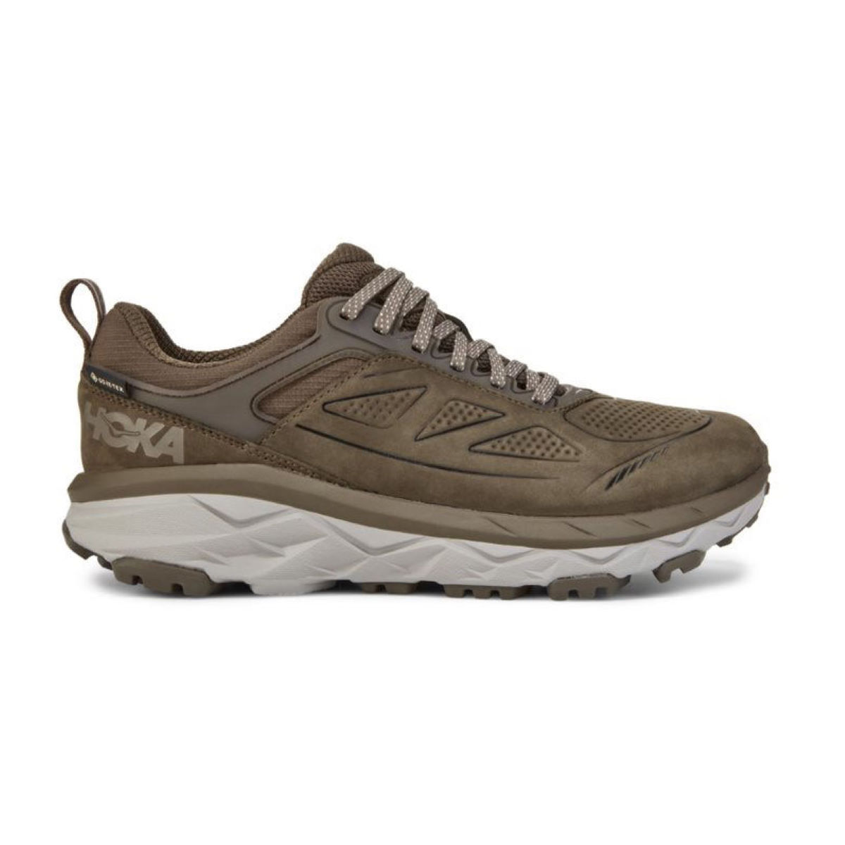 Hoka One One Womens Challenger Low Gtx Trail Running Shoes - Uk 4