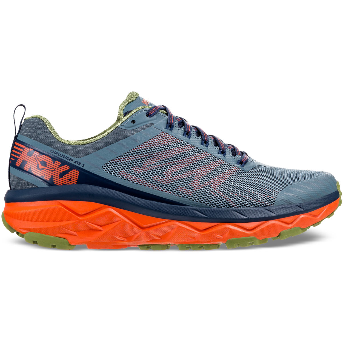 Hoka One One Hoka One One Challenger ATR 5 Wide Trail Running Shoes   Trail Shoes