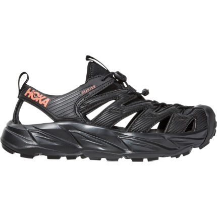 Hoka One One Women's SKY Porter Trail Shoes:Black/Orange:UK 8.5