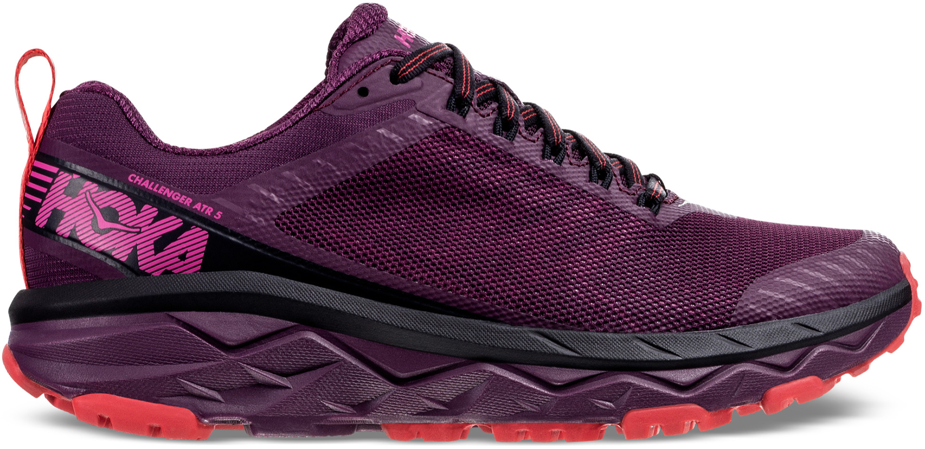 Hoka One One Challenger ATR 4 Women/'s Running Shoes Free Priority Shipping!