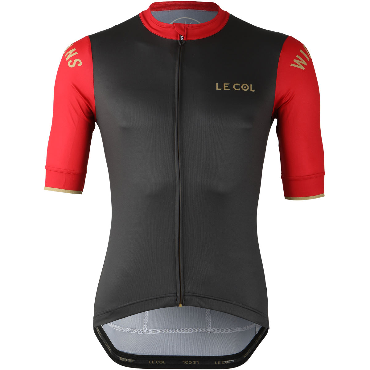 Le Col Le Col By Wiggins Sport Jersey (Ash/Red)   Jerseys