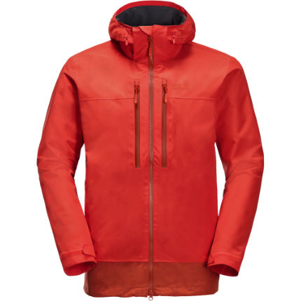 Jack Wolfskin Mount Elgon Waterproof Jacket
