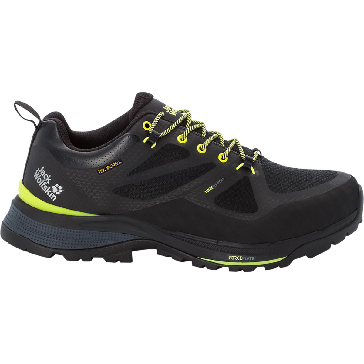 Jack Wolfskin Jack Wolfskin Force Striker Texapore Low Shoes   Shoes