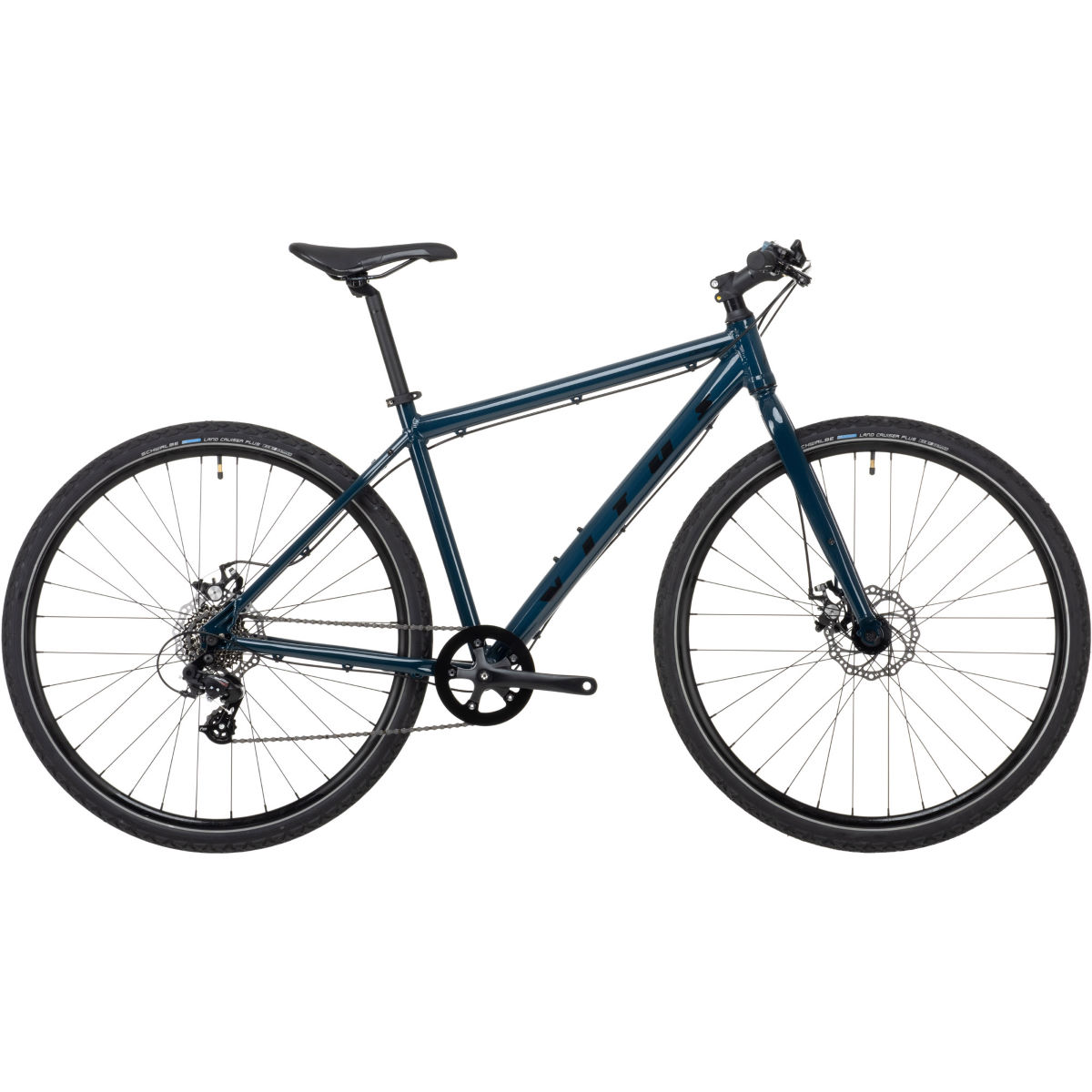 Vitus Vitus Dee City Bike (Tourney - 2021)   Hybrid Bikes