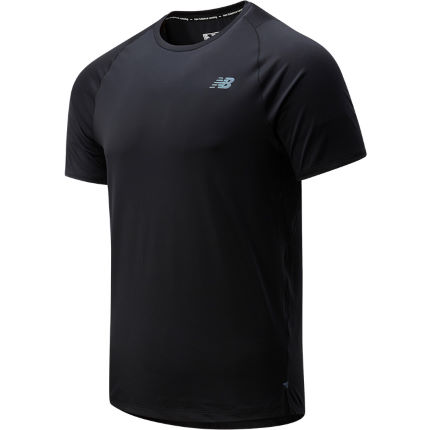 New Balance Seasonless Short Sleeve Run Top