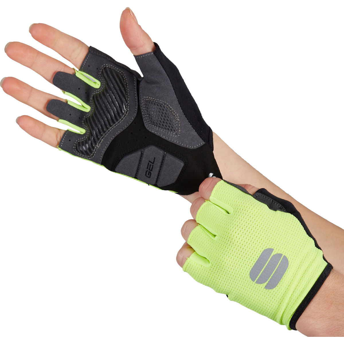 Sportful Womens Tc Gloves - S Yellow  Gloves