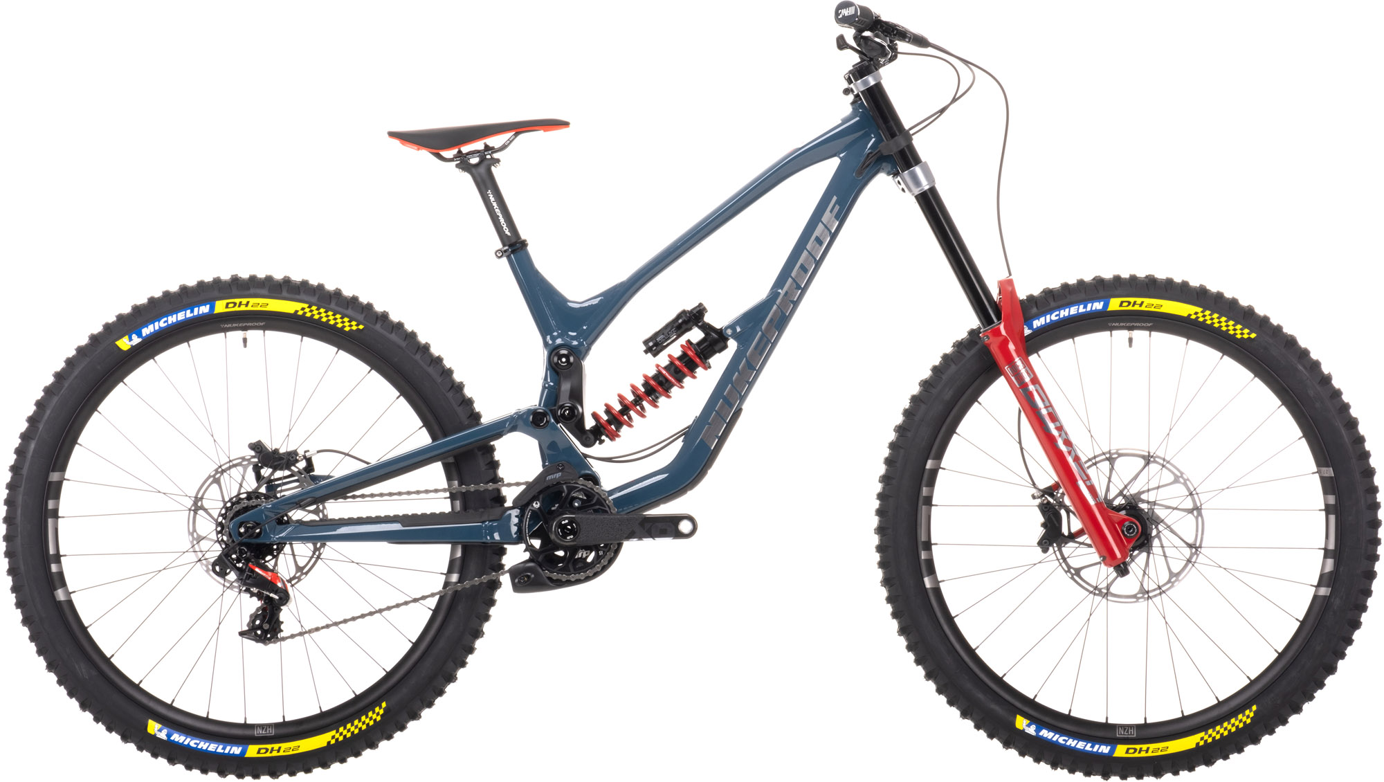 Nukeproof - Dissent 275 RS | mountainbike
