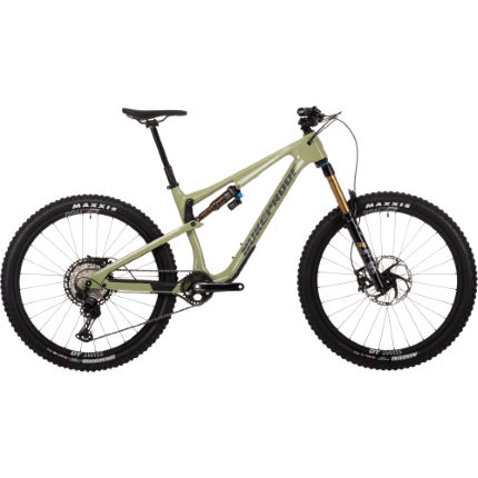 Nukeproof Reactor 275 Factory Carbon Bike (XT - 2021)