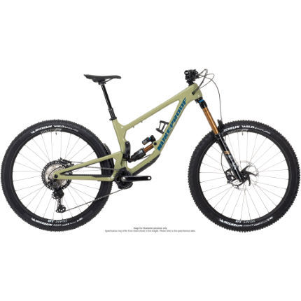 Nukeproof Giga 290 Factory Carbon Bike (XT - 2021)