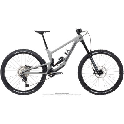 Nukeproof Giga 290 Comp Carbon Bike (Deore - 2021)