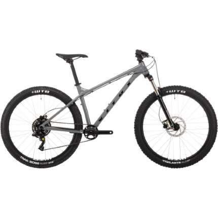Vitus Nucleus 27 VR Mountain Bike - Grey (2021)
