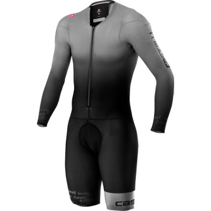 Castelli Body Paint 4.X Cycling Speed Suit (Long Sleeve)
