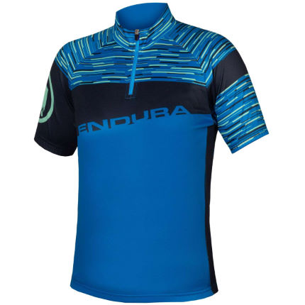 Endura Kids Hummvee Ray Short Sleeve Cycling Jersey
